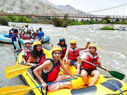 Full Day Lunahuaná: Tour, Vitivinícola, Canotaje desde Lima