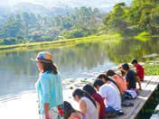 Laguna Humedal El oconal