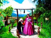 La Perricholi and the Viceroy Amat