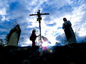 Via Crucis of the Ermita de las Pampas