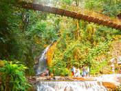 Tigre River Waterfall