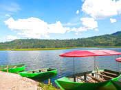 Boat trip lagoon oconal