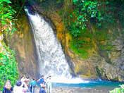 Yulitunqui Waterfall