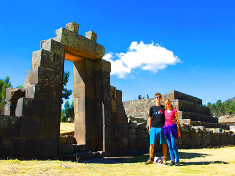 Inca Route Vilcashuamán - Puyas de Raimondi