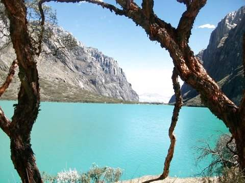 Laguna de Llanganuco / Callejón de Huaylas