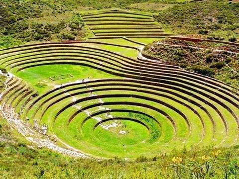 Sacred Valley With Maras Moray