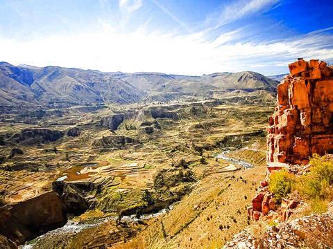 Tour al Cañon del Colca (Full Day) - Servicio Compartido