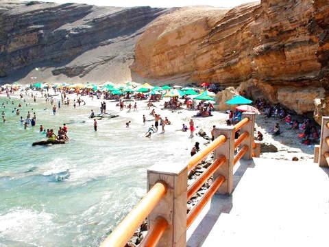 Full Day: Playas de Paracas + la Mina (Desde Lima)