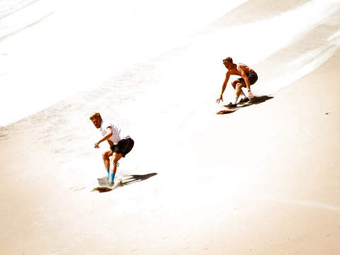 Sandboarding & Off Road