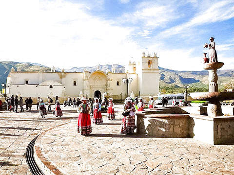 Tour Arequipa and Colca Valley - 4d / 3n