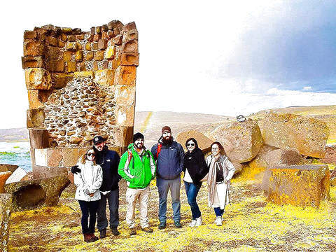 Sillustani + Uros Islands - Taquile (Solo Tours)