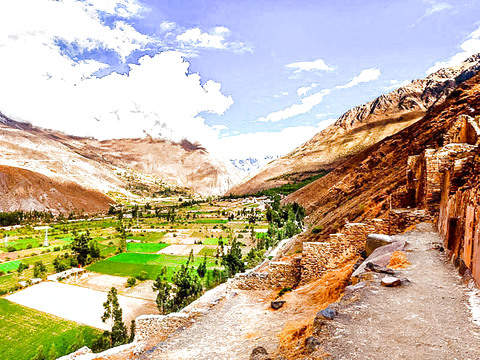 City Tour Cusco + Full Day Valle Sagrado (Solo Tours)