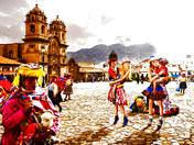 Foto de Montaña de 7 Colores - Arcoiris Incaico