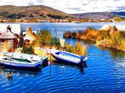 Islas de los uros - Puno