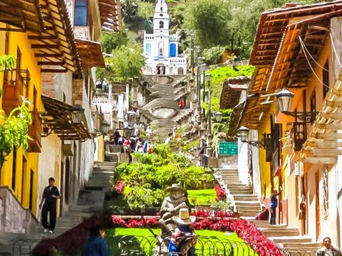 Cajamarca a Lo Grande - 4d / 3n