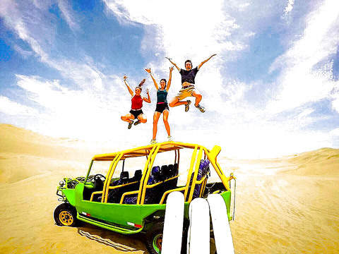 Ica - Paracas 2d/1n Hostal + Tours (Desde Ica)