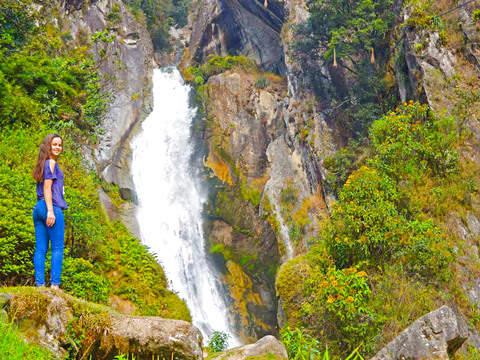 Tour Huancabamba - Full Day
