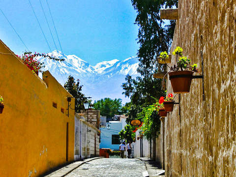 Arequipa to the maximum - 2d / 1n