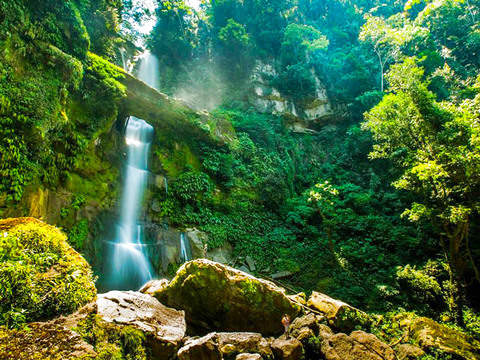 Breo Waterfalls and Its Wonders