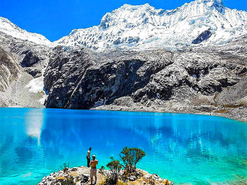 Huaraz Mountains and Lakes - 3d / 2n
