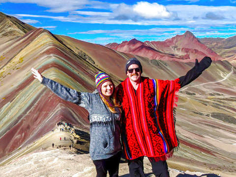 Unforgettable Trip to Rainbow Mountain