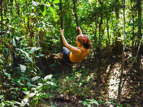 Iquitos Pacaya Samiria - 4d / 3n