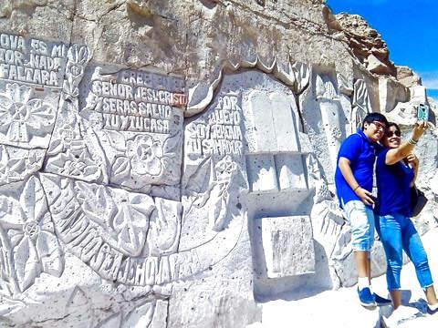 Sillar Route + Culebrillas Quarry