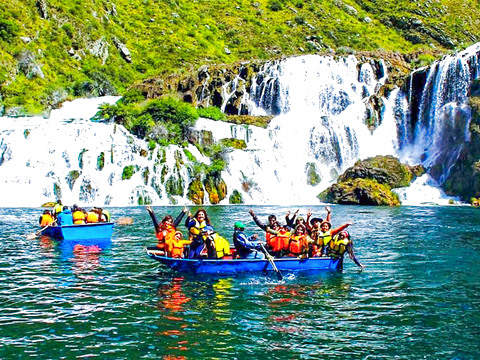 Tour Cataratas de Huancaya (Full Day)