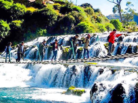Tour Cataratas de Huancaya (Full Day)