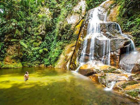 Puma Rinri / Cascades of Pucayaquillo