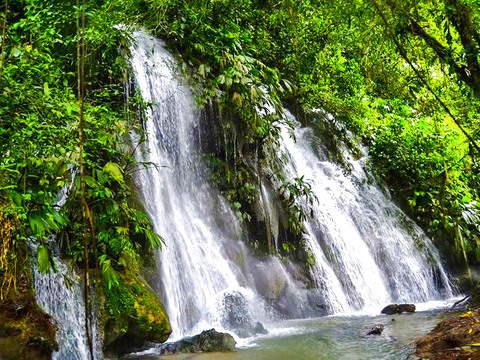 Parque Nacional del Rio Abiseo - Circuito de Aguas
