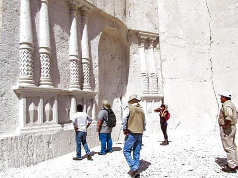 Tour to Sillar Route - Arequipa.