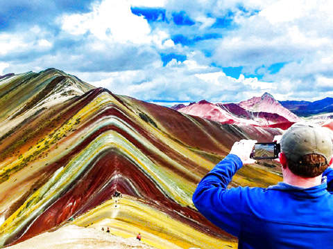 Vinicunca - Full Day at Rainbow Mountain