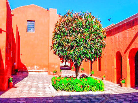 Combined City Tour in Arequipa