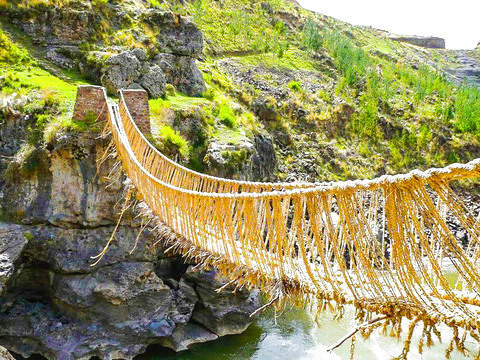 Full Day Inca Bridge Q'Eswachaka