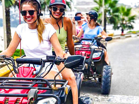 San Bartolo - ATV by Beaches and Hills
