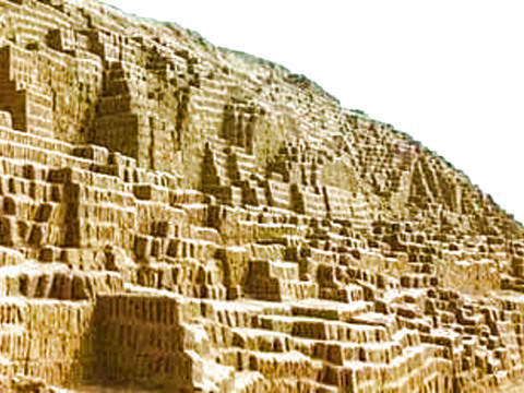 Huaca Pucllana Tour + Historical Center