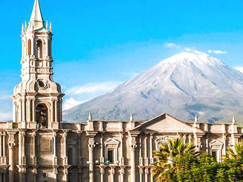 Holy Week 2019 - The Best of Arequipa - 3d / 2n