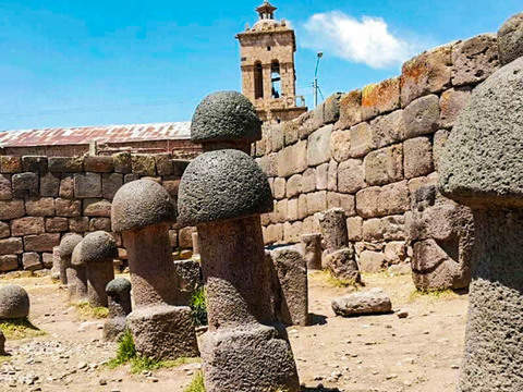 Private Tour to the Fertility Temple in Chucuito