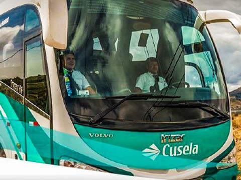 Bus Turístico Puno - Cusco (Con Paradas en Ruta)