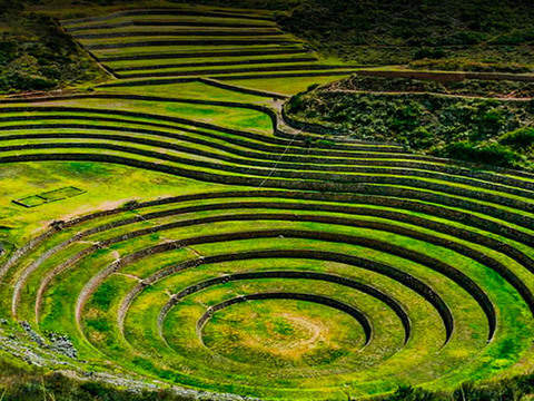 Tour to the Sacred Valley and Maras Moray (Shared Service)