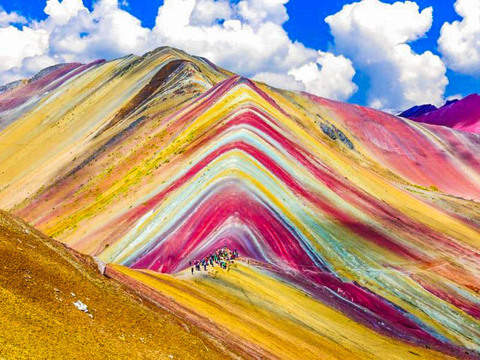 Full Day Mountain Rainbow (Vinicunca) + Red Valley