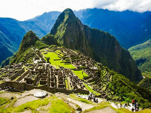 Full Day Tour Machu Picchu + Expedition Train