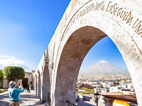 Arequipa Complete - 4d / 3n