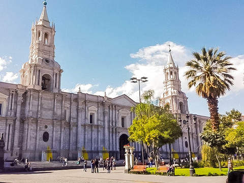 Charming Arequipa - 4d / 3n