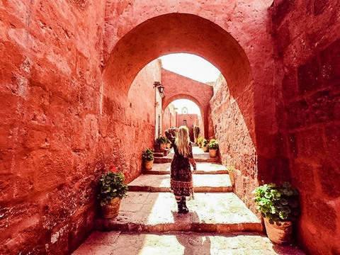 Arequipa de Ensueño: Campiña + Santa Catalina Monastery