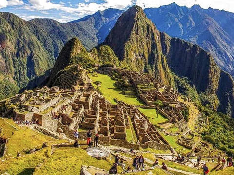 Tour to Machuppicchu and Cusco Complete in Offer