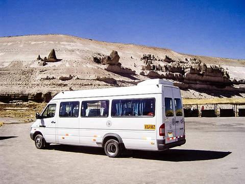 Transporte Turístico Chivay (Colca) - Puno