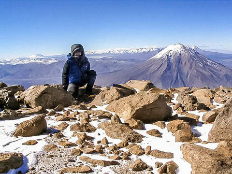 Adventure Tour Climbing Misti or Chachani Volcano in Arequipa