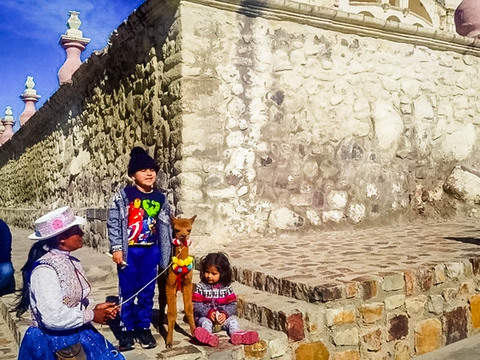Tour Arequipa + Colca + Puno + Lake Titicaca - 4 in 1
